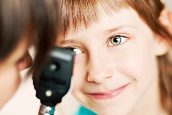 Contact Lenses for Children as Young as Eight