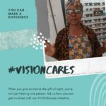 A feel good story… Mathato #VISIONcares